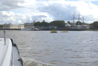Greenwich and Cutty Sark