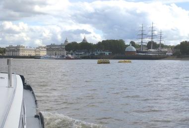 Greenwich and Cutty Sark