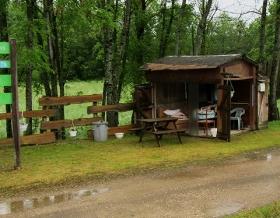 Batailles cabin