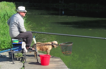 Fishing Froncle style