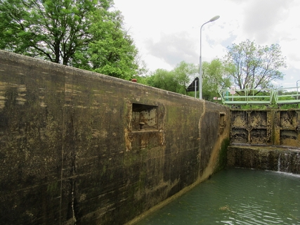 Rouvray Lock