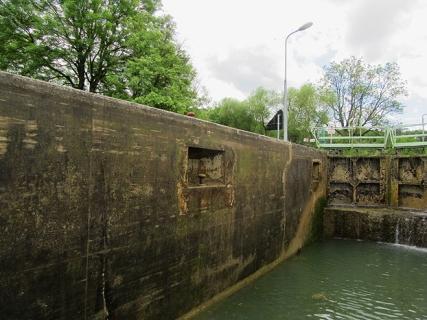 Rouvray Lock