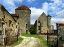 Courcelles castle