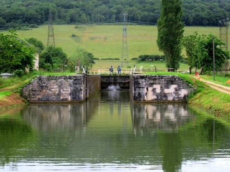 Borgogne lock
