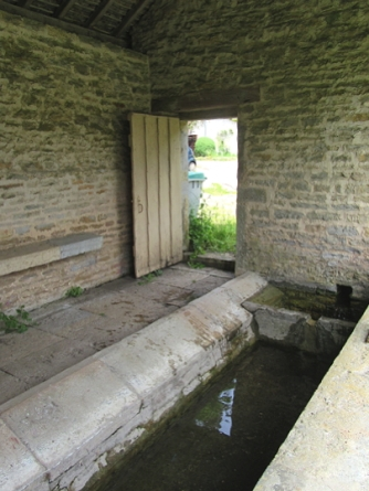 The lavoir