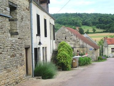 Marigny street scene