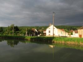 Dark clouds over Marigny