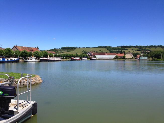 Pouilley basin