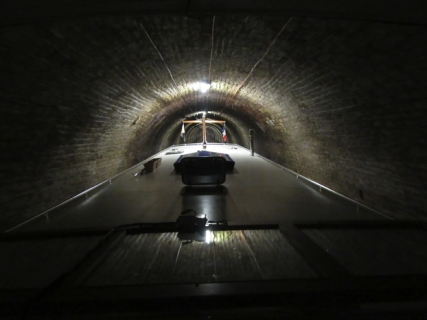 Pouilley tunnel