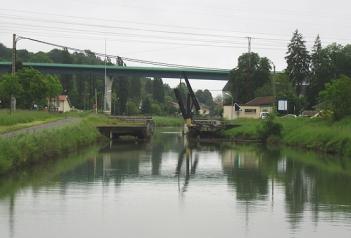Bridge selection outside St Dizier