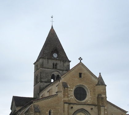 Saint-Seine church