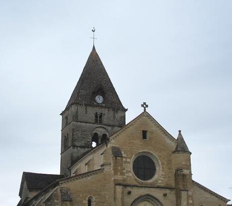 Saint-Seine church