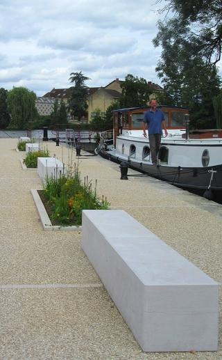 Auxerre lock