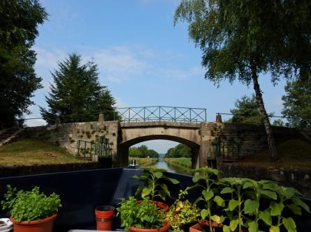 One of the eye-catching bridges