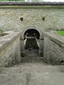 Lavoir entrance