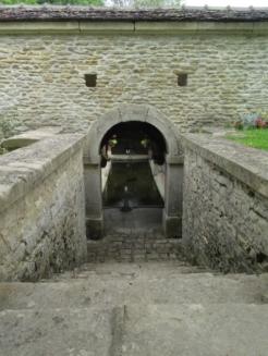 Lavoir entrance