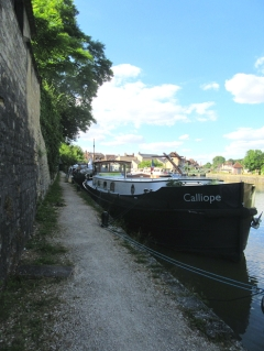 Clamecy port