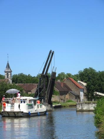 Dirol drawbridge