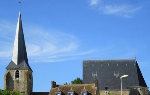 Germigny church
