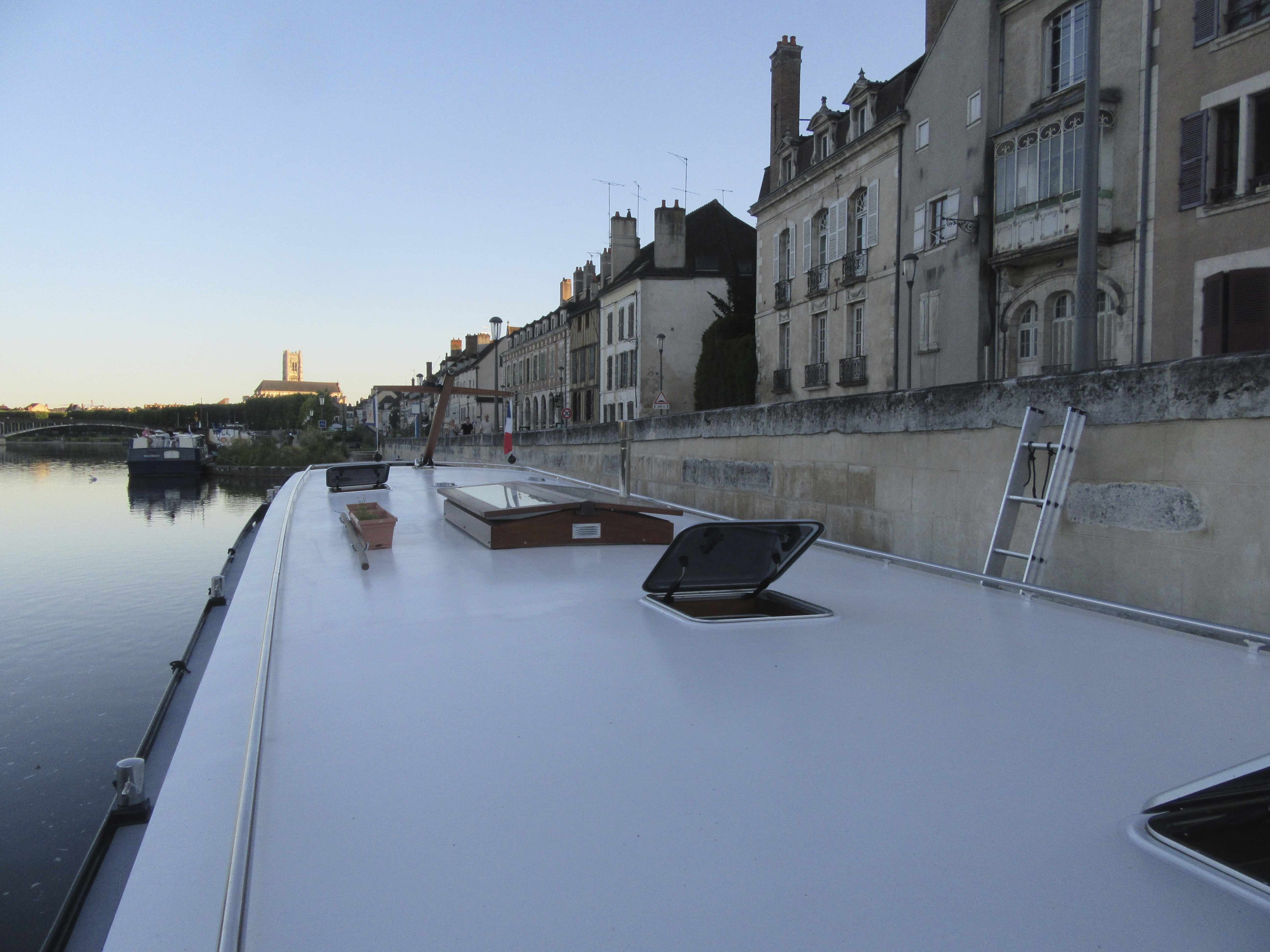 Auxerre mooring 1a