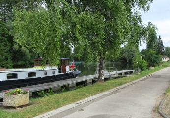 Mailly mooring