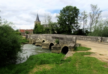 Perpigny bridge