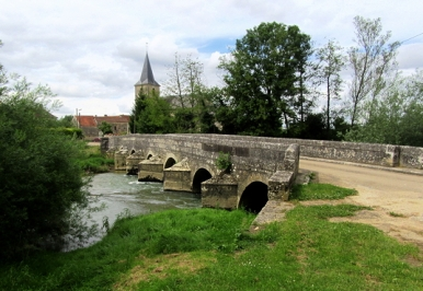 Perpigny bridge