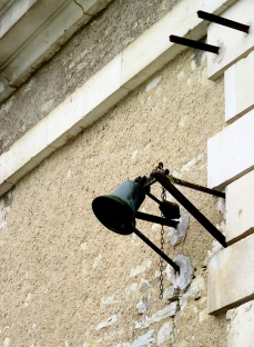 Tanlay chateau bell