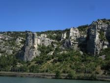 Donzere Gorge