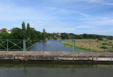 The Loire below