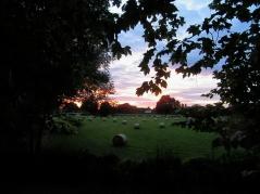 Digoin sunset