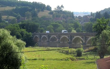Bridge to Iguerande