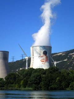 Cruas nuclear power station