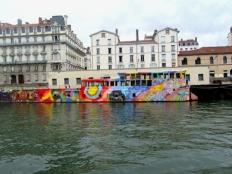 Rive gauche a Lyon