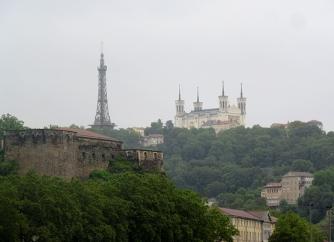 Lyon's Eifell tower?