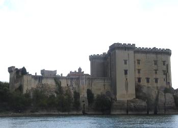Chateau de Roy Rene, Tarascon