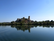 "Chateau de l""Hers, daytime"