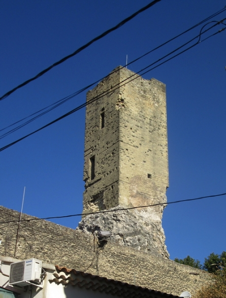 Tower on a rock