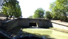 Bridge before St Jean lock