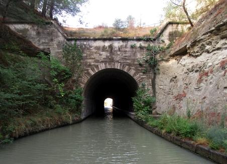 Malpas tunnel eastern approach
