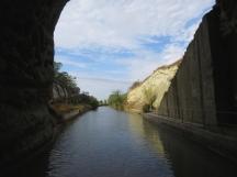 Malpas tunnel western exit