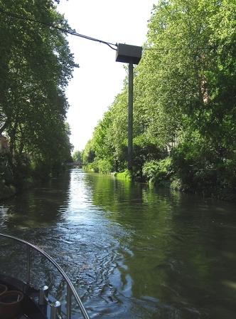 Toulouse, Midi 6m lock