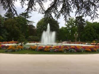 Toulouse Jardin Grand Rond