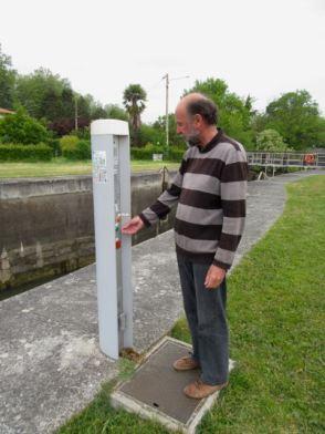 Montgiscard lock