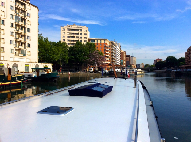 Toulouse mooring