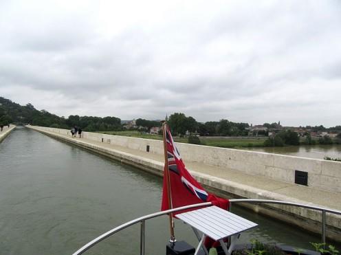 Agen viaduct