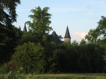 Boé chateau
