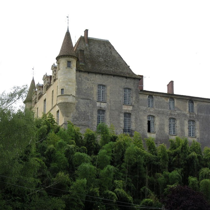 Castets chateau 4