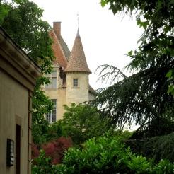 Castets chateau