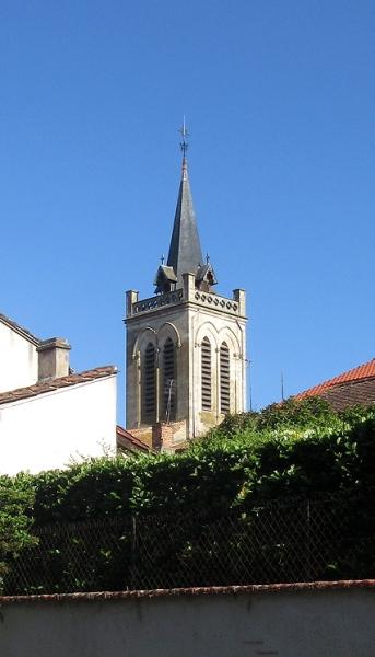 Damazan church